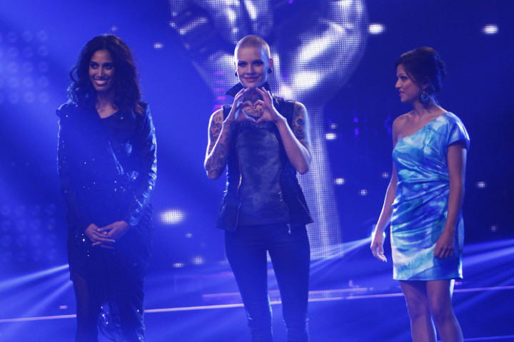 The Voice Of Germany Live-Show 1