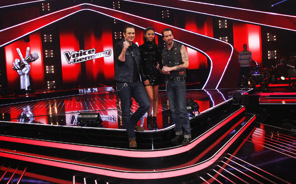 The Voice Of Germany, The Voice Of Germany: Das passierte in der ersten Live-Show