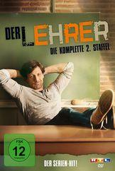 Der Lehrer, Die Lehrer - die komplette 2. Staffel (RTL), 00602537324255