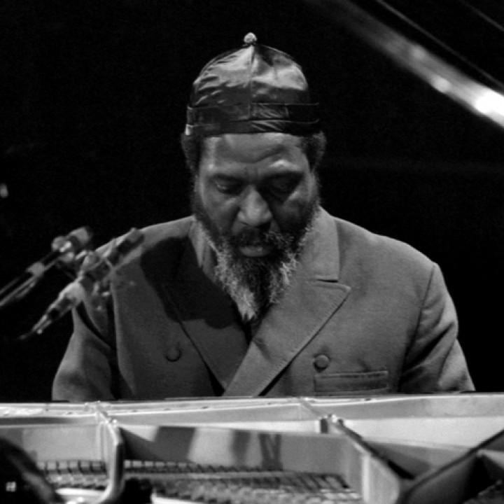 Thelonious Monk (Foto: Jean-Pierre Leloir)