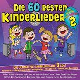Familie Sonntag, Die 60 besten Kinderlieder für Deine Party, 00602537595877