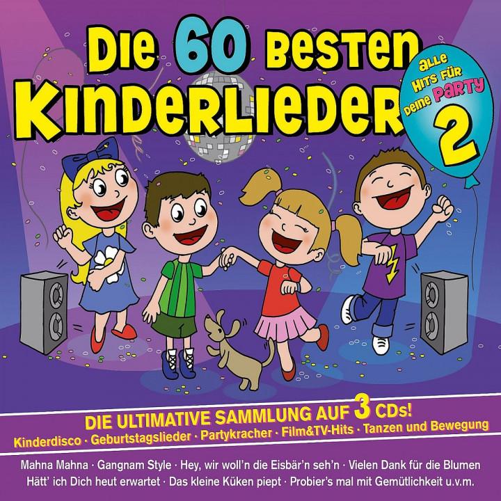 Die 60 besten Kinderlieder für Deine Party: Familie Sonntag