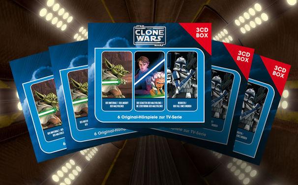 The Clone Wars, The Clone Wars Box-Gewinnspiel