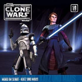 The Clone Wars, 19: Mord im Senat/ Katz und Maus, 00602537163762