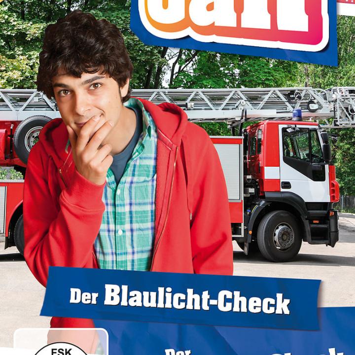 Der Feuerwehr-Check/ Der Blaulicht-Check: Checker Can