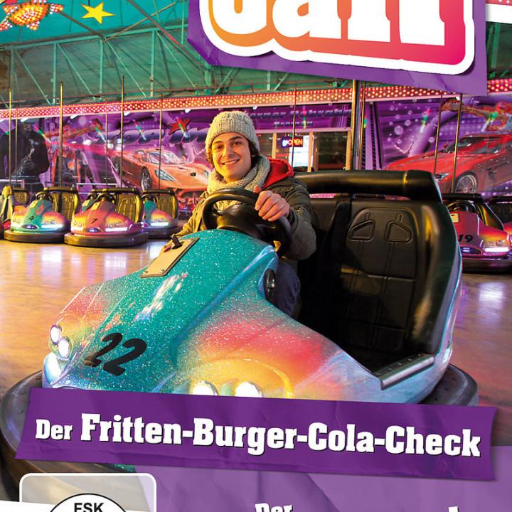 Der Rummel-Check/ Der Fritten-Burger-Cola-Check: Checker Can