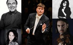 Leonidas Kavakos, Nominierungen für die 56. Grammy-Awards stehen fest