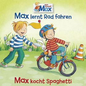 Max, 12: Max lernt Rad fahren / Max kocht Spaghetti, 00602537641925