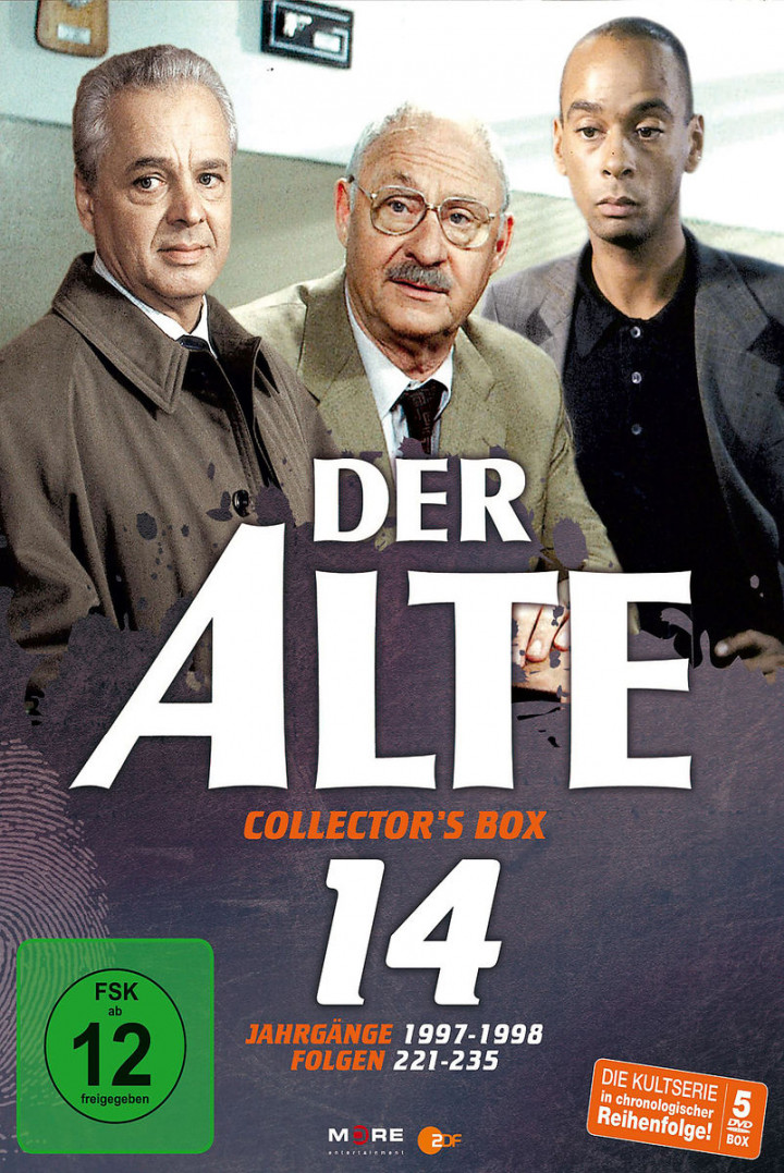 Der Alte Collector's Box Vol.14 (15 Folgen/5 DVD)