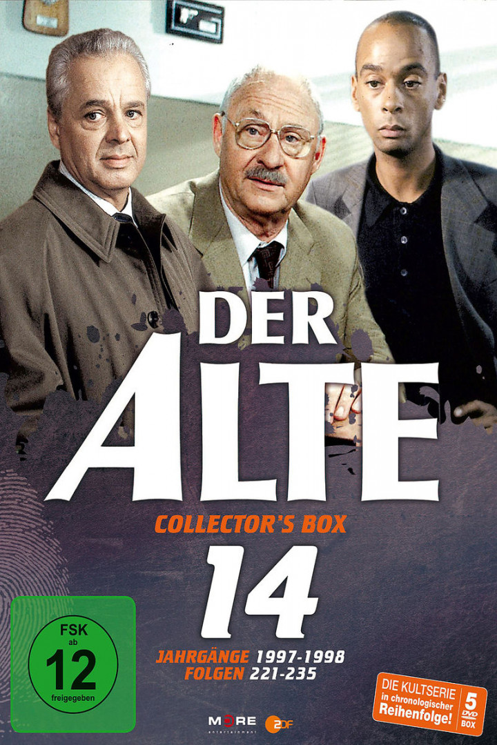 Der Alte Collector's Box Vol.14 (15 Folgen/5 DVD)