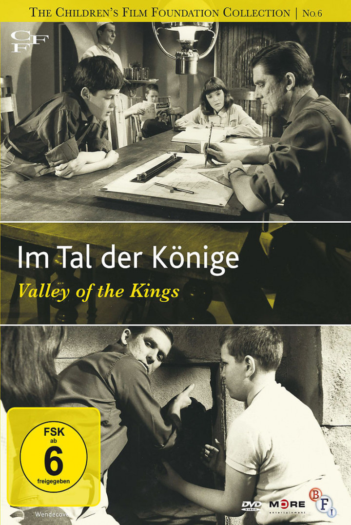 Im Tal der Könige (Valley of the Kings, GB 1964): The Children's Film Foundation Collection