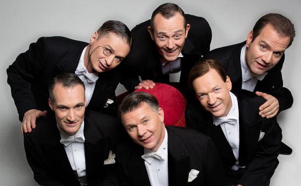 Berlin Comedian Harmonists, Berlin Comedian Harmonists