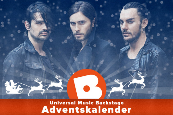 Advent 2013 - Thirty Seconds To Mars