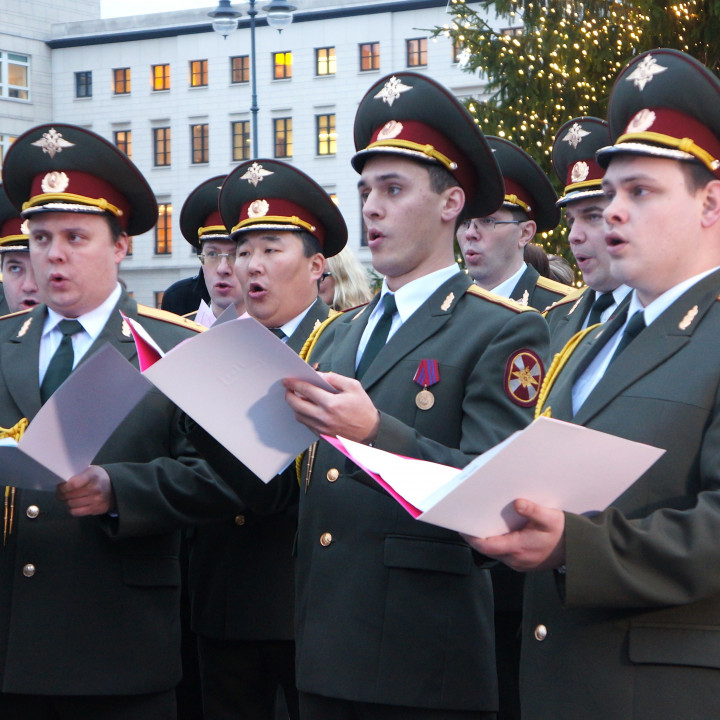 The Red Army Choir