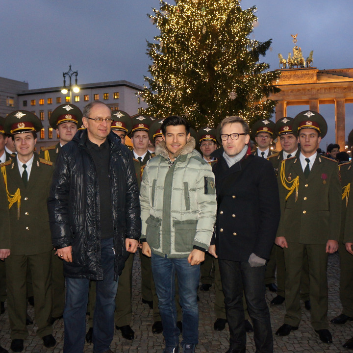 The Red Army Choir & Vincent Niclo