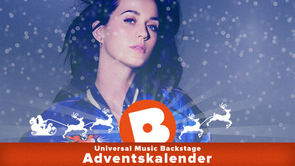 Katy Perry, Stylet Euch wie Katy Perry - mit Hilfe des Adventskalenders von Universal Music Backstage