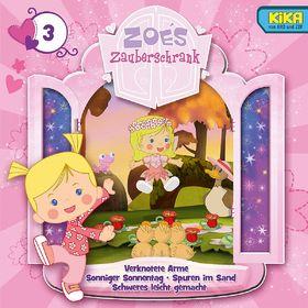 Zoés Zauberschrank, 3: Verknotete Arme/ Sonnentag/ Spuren/ Leicht, 00602537445509