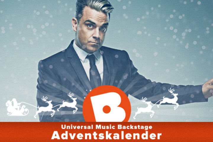 Advent 2013 - Robbie Williams