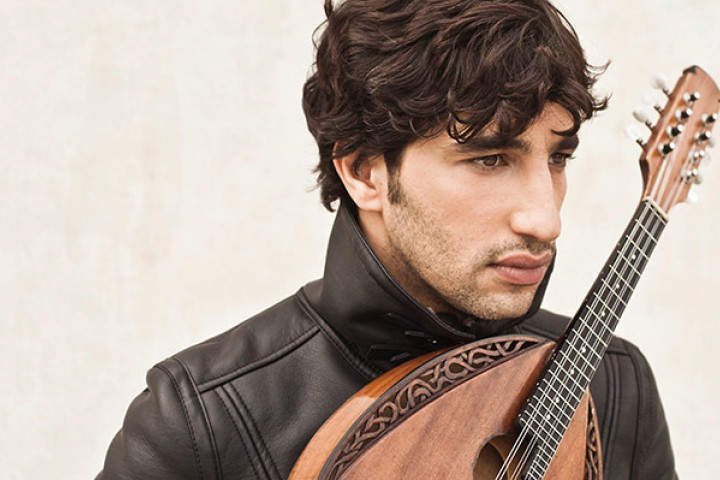 Avi Avital - Between Worlds