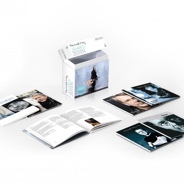 Reinhard Mey—Packshot Box 4 2000–2013
