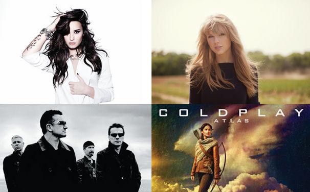 Die Tribute von Panem, Golden Globe Awards 2014: Diese Universal Music Artists sind nominiert