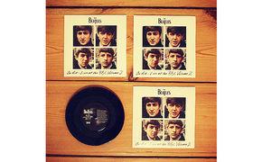 The Beatles, Gewinnt hier eine von drei raren, unverkäuflichen 7-Single EPs der Beatles