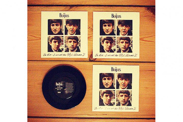Beatle Udiscover Gewinnspiel