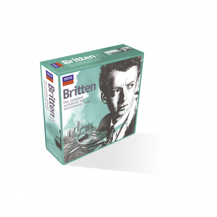 Benjamin Britten The Complete Orchestral and Instrumental Music