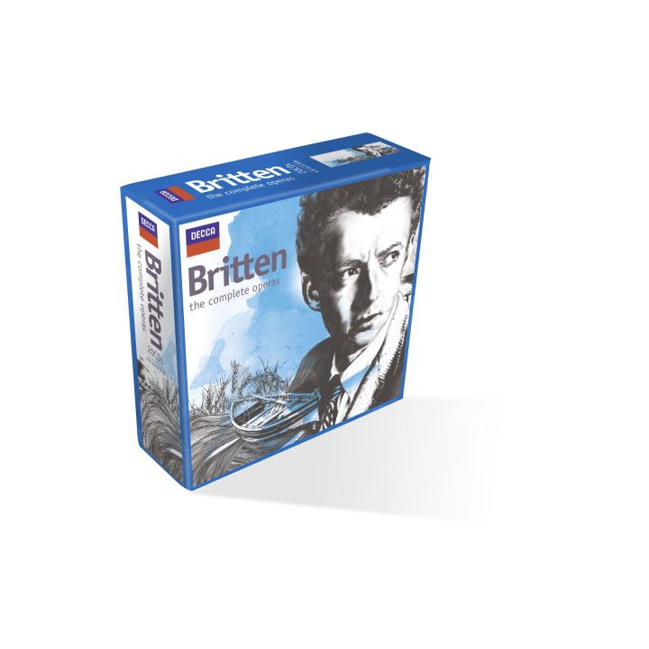 Benjamin Britten The Complete Operas