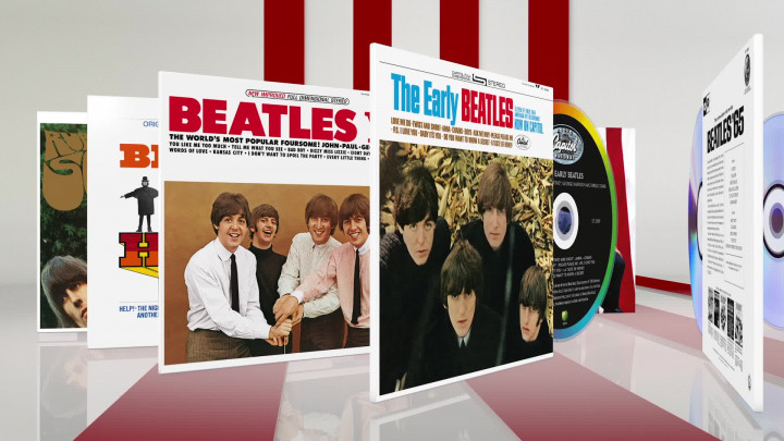 The Beatles - U.S. Albums - Trailer