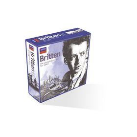Benjamin Britten, The Complete Works for Voice, 00028947854500