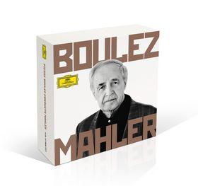 Pierre Boulez, Boulez - Mahler, 00028947795285