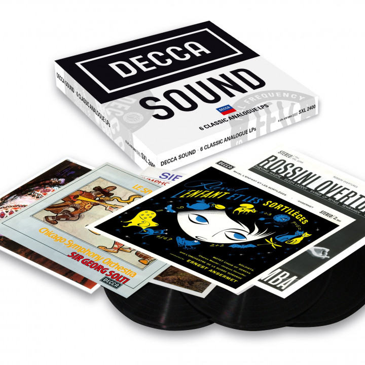 Decca Sound LP