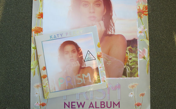 Katy Perry, Prism zum Hören und Ansehen: Gewinnt Katy Perrys aktuelles Album als Vinyl und Poster