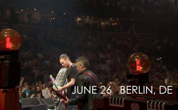 Euro Tour Announce