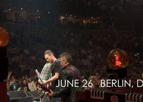 Pearl Jam, Euro Tour Announce