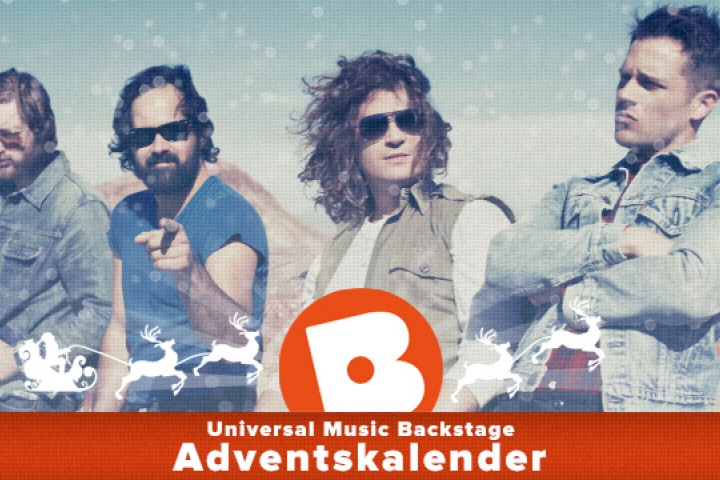 The Killers Adventskalender