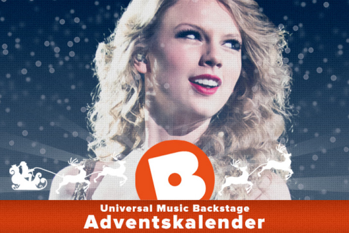Taylor Swift Adventskalender