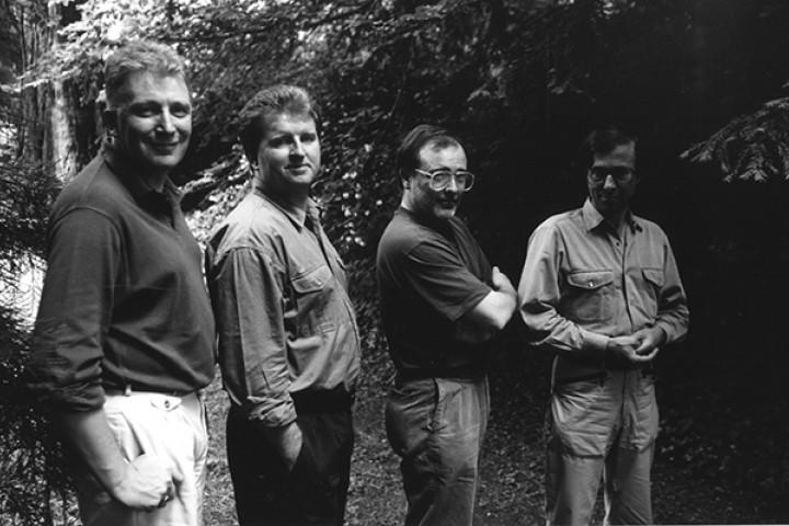 The Hilliard Ensemble, 1996
