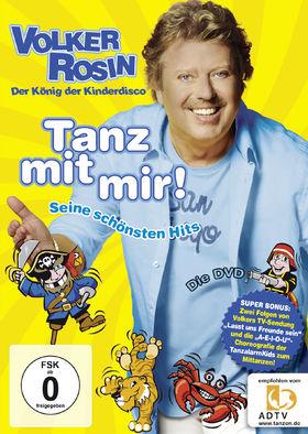 Volker Rosin, Tanz mit mir! Seine schönsten Hits - DVD, 00602537603909