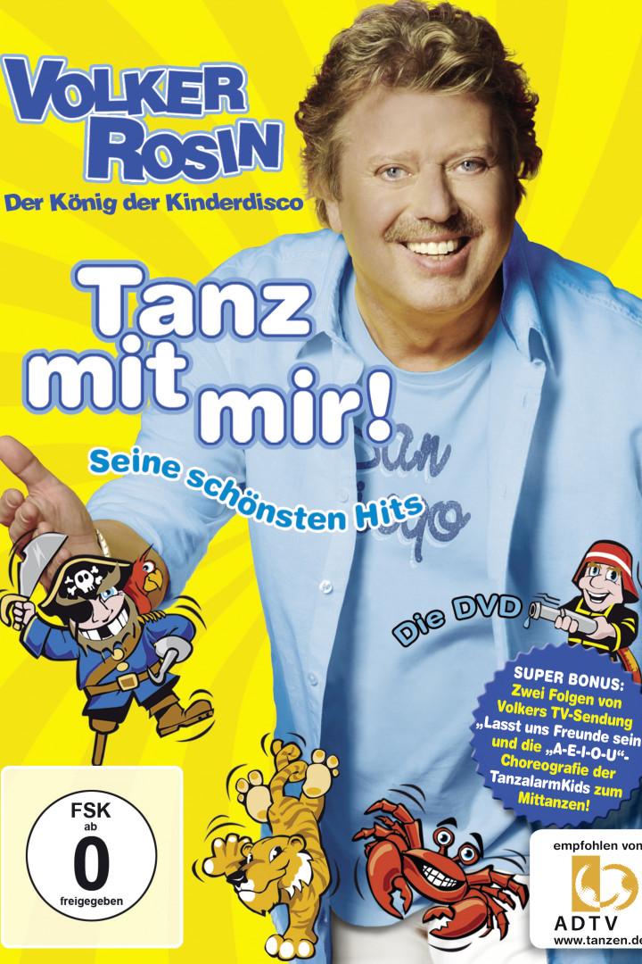 Volker Rosin - Tanz mit mir! Seine schönsten Hits - DVD