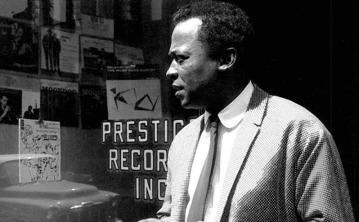 Miles Davis, Credit: Esmond Edwards