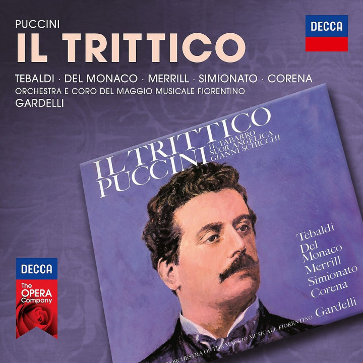 Puccini: Il Trittico