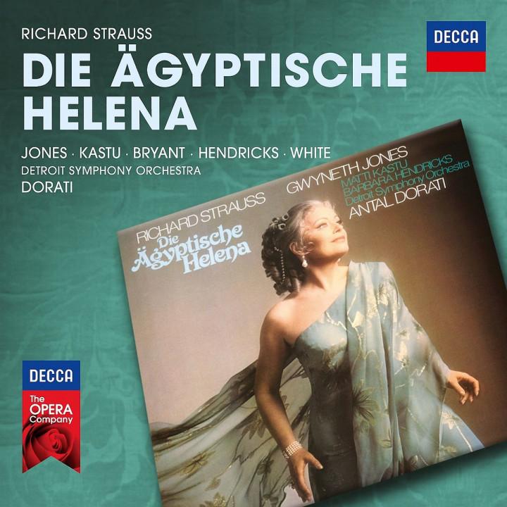 Die Ägyptische Helena (Decca Opera): Strauss, Richard