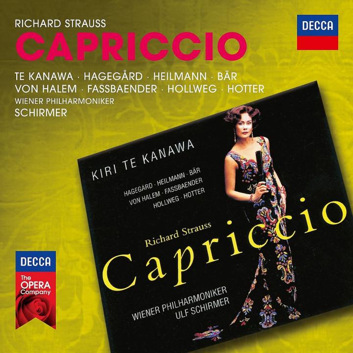 Capriccio (Decca Opera): Strauss,Richard