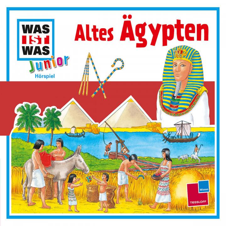 Folge 23: Altes Ägypten: Was Ist Was Junior