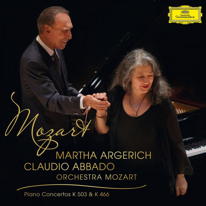 Mozart: Klavierkonzerte 20 & 25: Argerich,Martha/Abbado,Claudio/Orchestra Mozart