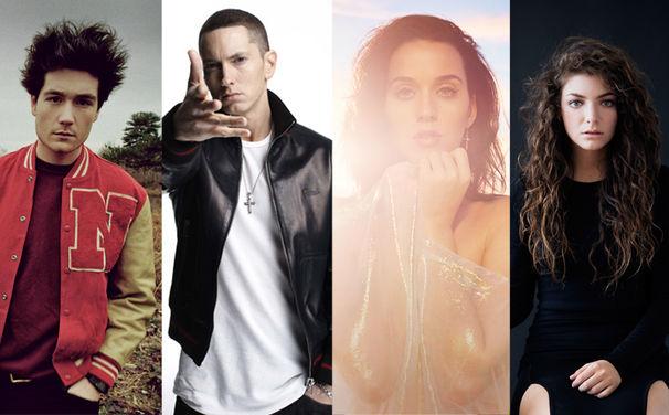 Eminem, iTunes-Jahrescharts: Diese Universal Artists sind dabei