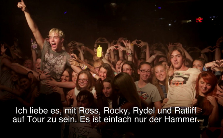 Webisode: Die Band