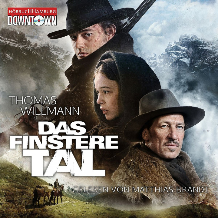 Thomas Willmann: Das finstere Tal (Kinofilm): Brandt,Matthias